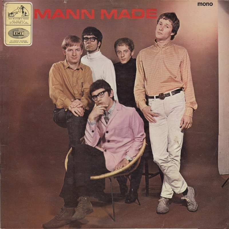 MANN MADE by Manfred Mann (1965)