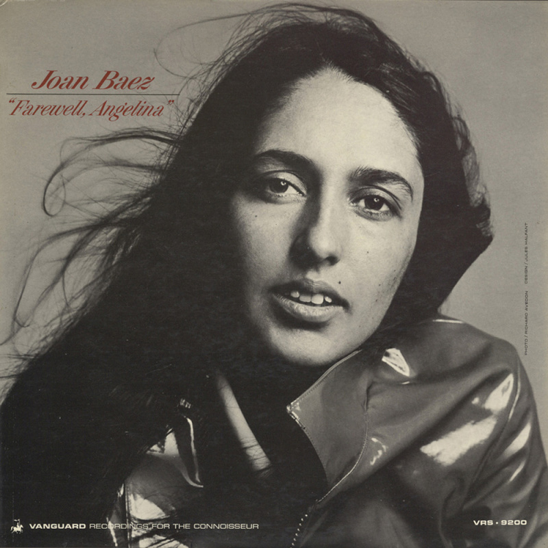 FAREWELL, ANGELINA by Joan Baez (1965)