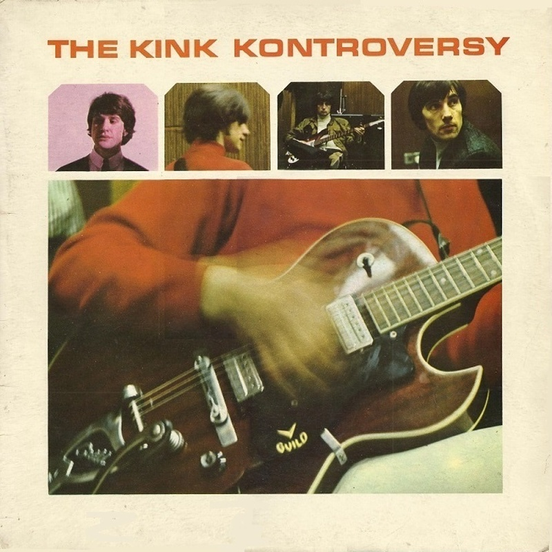 THE KINK KONTROVERSY by The Kinks (1965)