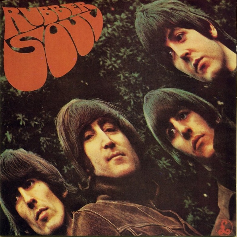 RUBBER SOUL by The Beatles (1965)