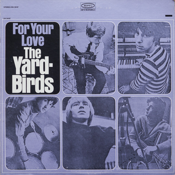 The Yardbirds / 1965