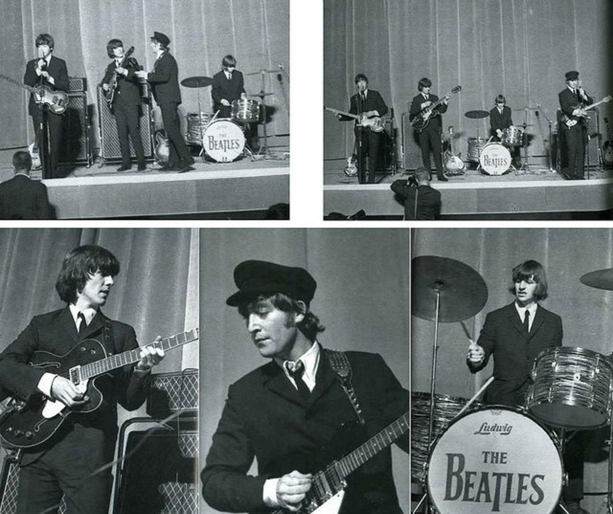The Beatles - Live: Teatro Adriano, Rome, Italy / 27 June 1965