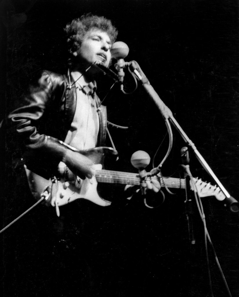 Bob Dylan at Newport / 1965