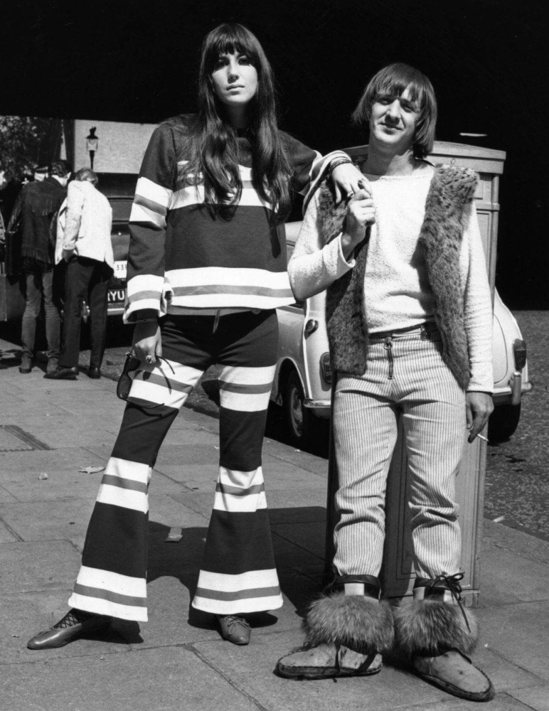 Sonny & Cher, London, England / July 31st,1965