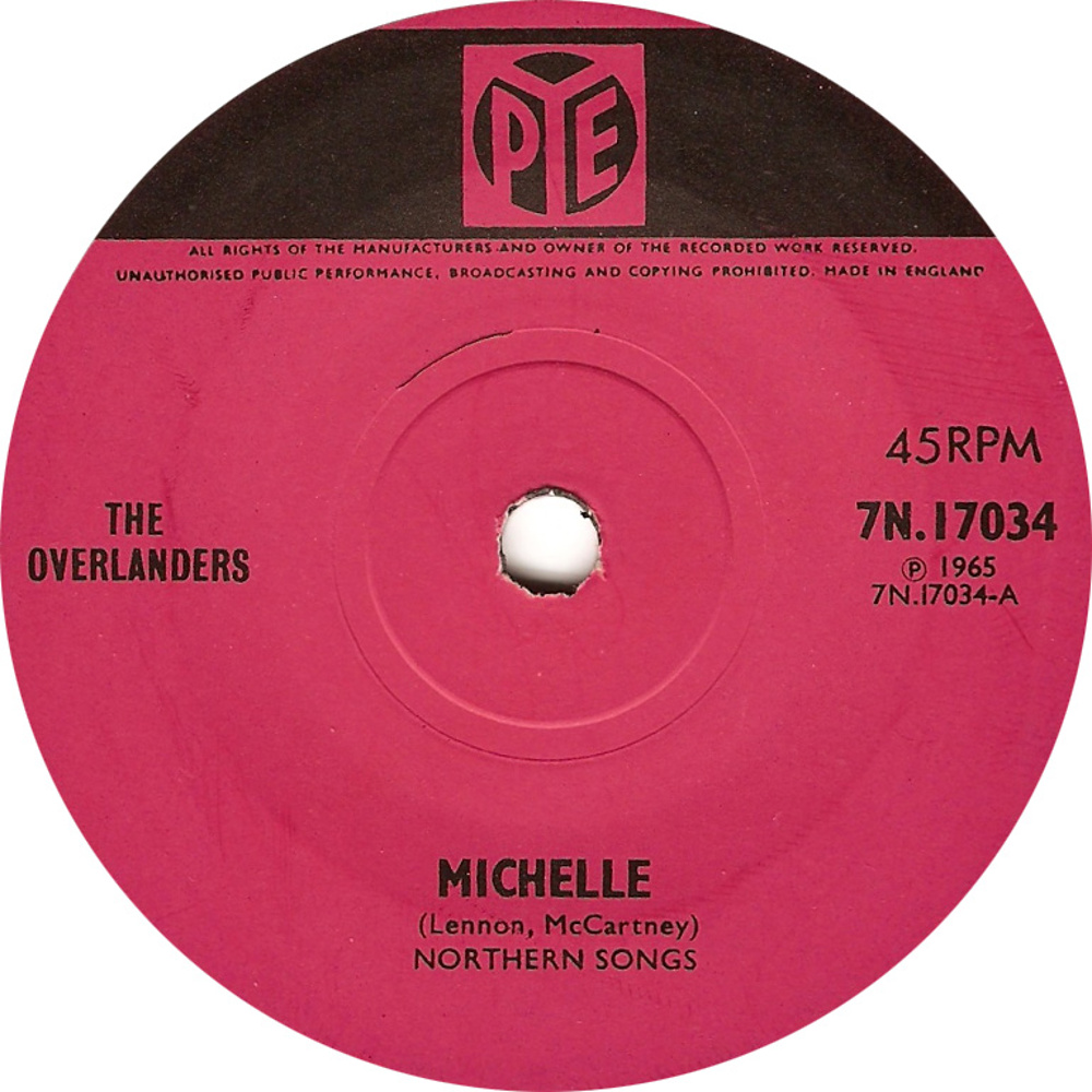 The Overlanders / Michelle