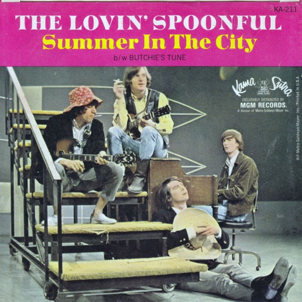 The Lovin' Spoonful / Summer In The City