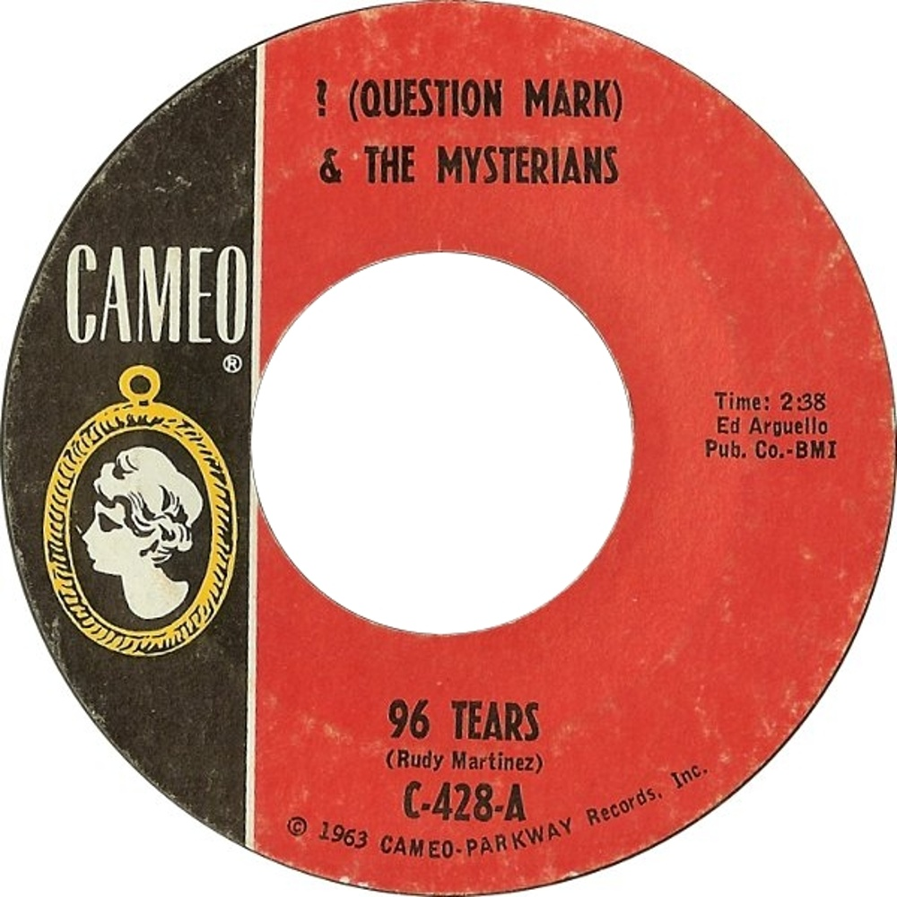 (Question Mark) And The Mysterians / 96 Tears