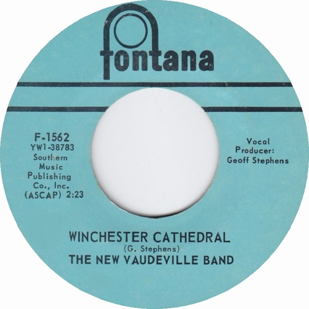 The New Vaudeville Band / Winchester Cathedral