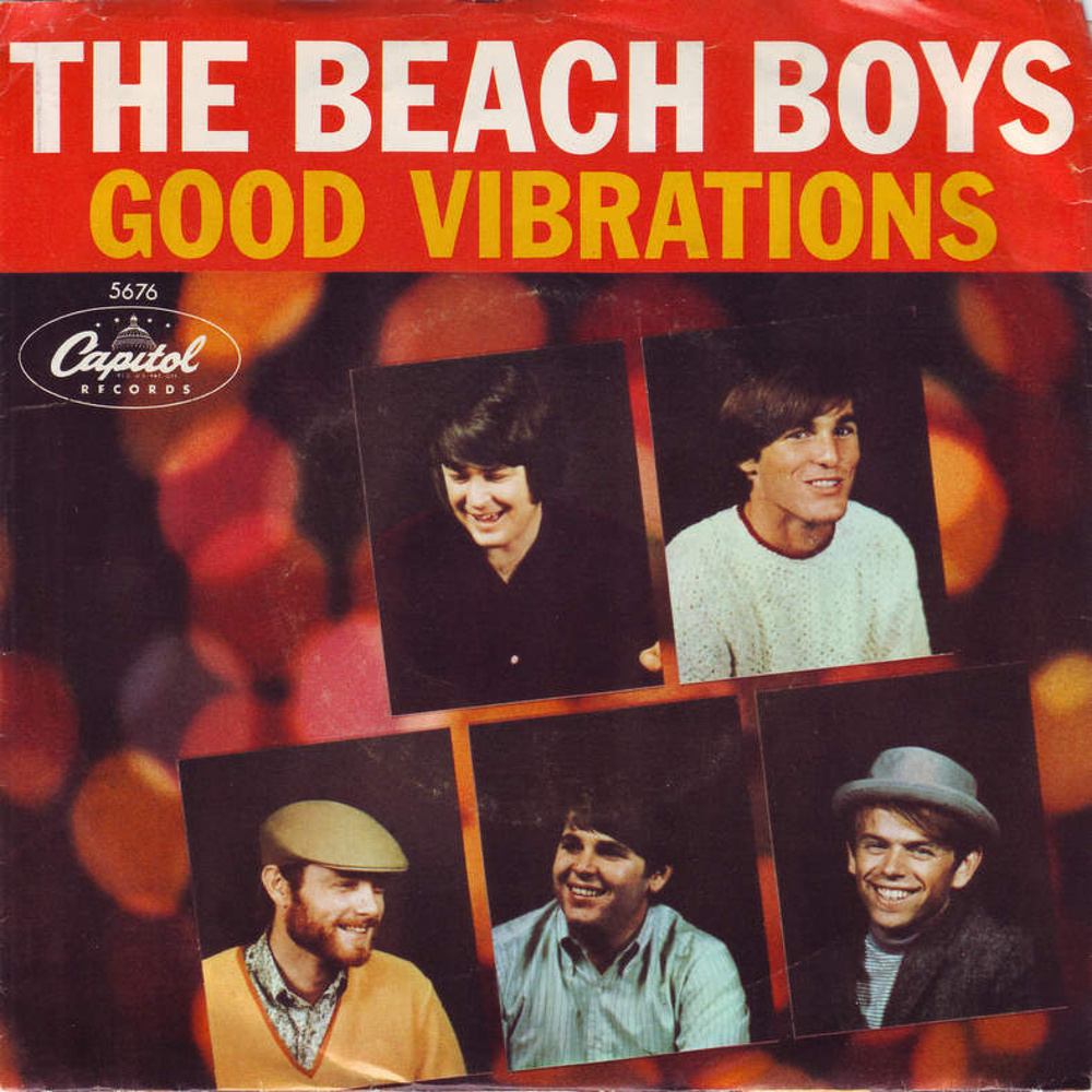 The Beach Boys / Good Vibrations