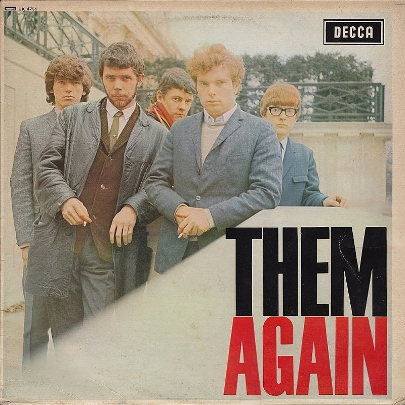 THEM AGAIN by Them (1966) UK