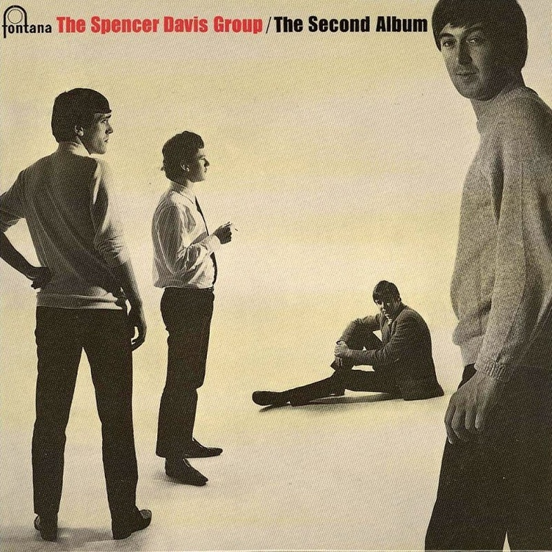 THE SECOND ALBUM by The Spencer Davis Group (1966)