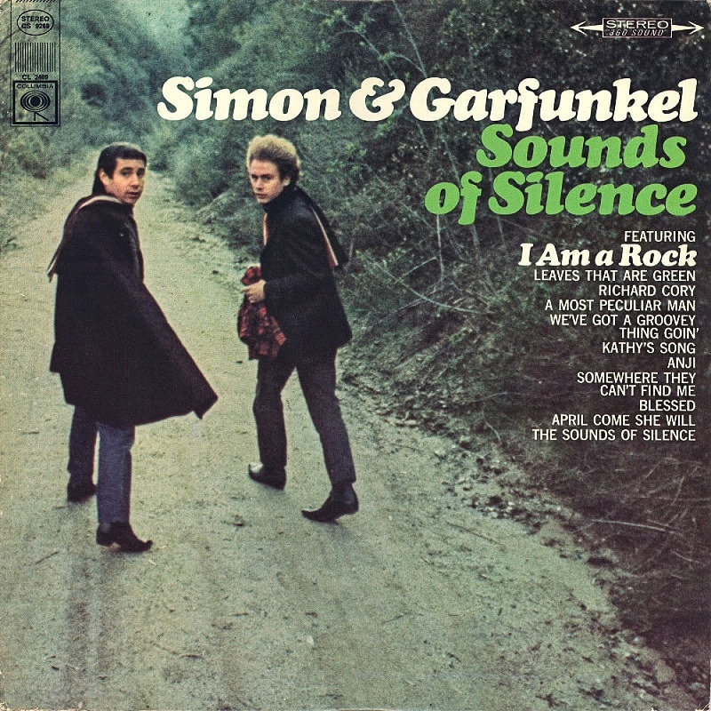 SOUNDS OF SILENCE by Simon And Garfunkel (1966)