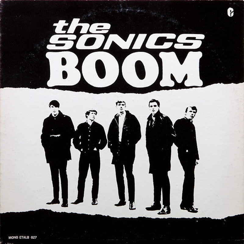BOOM by The Sonics (1966)