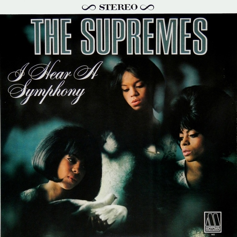 I HEAR A SYMPHONY by The Supremes (1966)