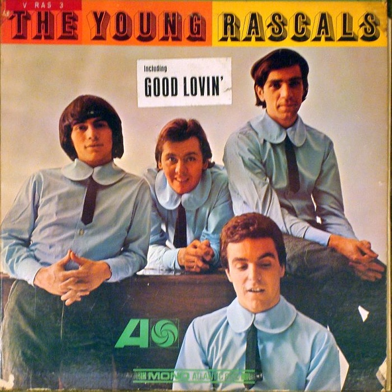THE YOUNG RASCALS by The Young Rascals (1966) USA
