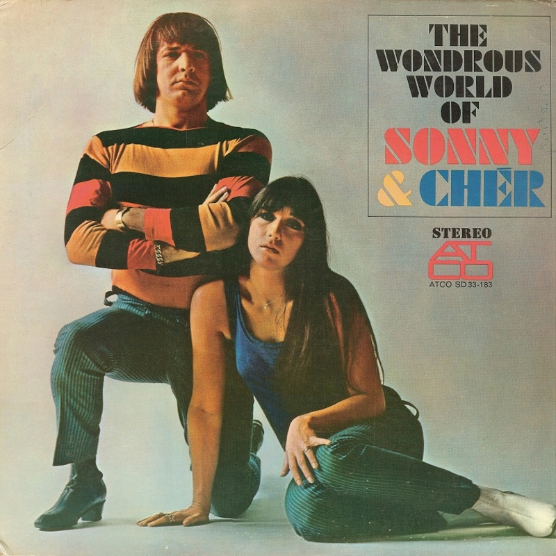 THE WONDROUS WORLD OF SONNY AND CHER by Sonny & Cher (1966)