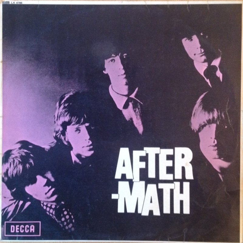 AFTERMATH by The Rolling Stones (1966) UK