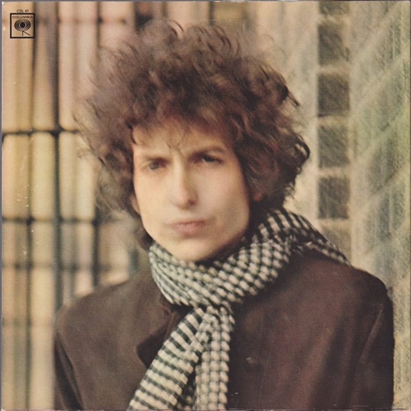 BLONDE ON BLONDE by Bob Dylan (1966) USA