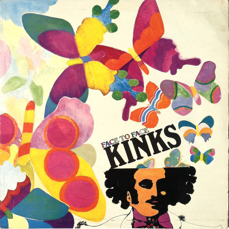 FACE TO FACE by The Kinks (1966)