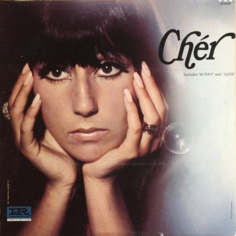 CHER by Cher (1966)