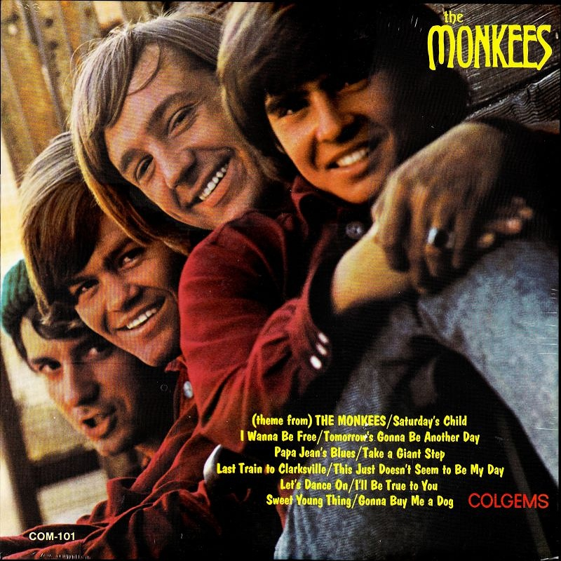 THE MONKEES by The Monkees (1966)