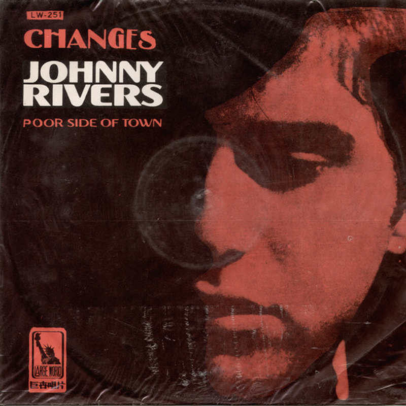 CHANGES by Johnny Rivers (1966)