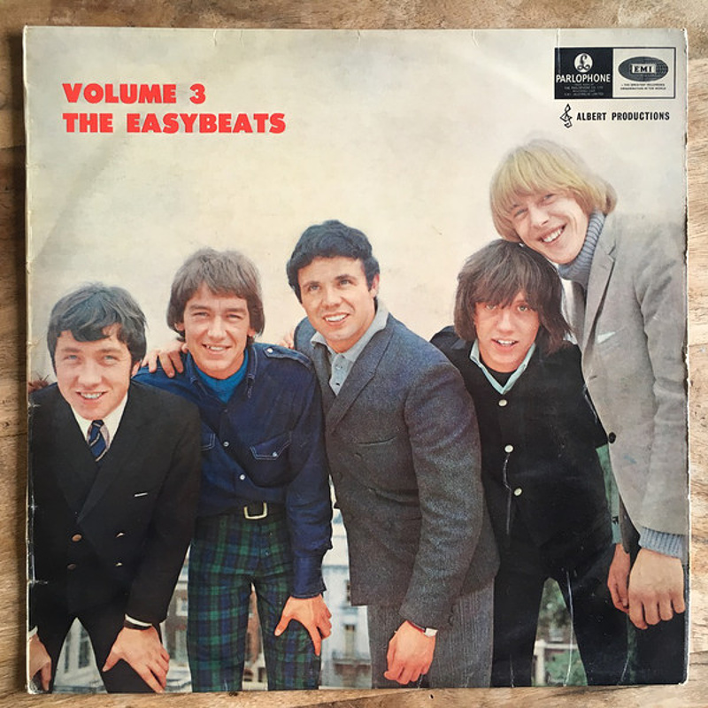 VOLUME 3 by The Easybeats (1966)