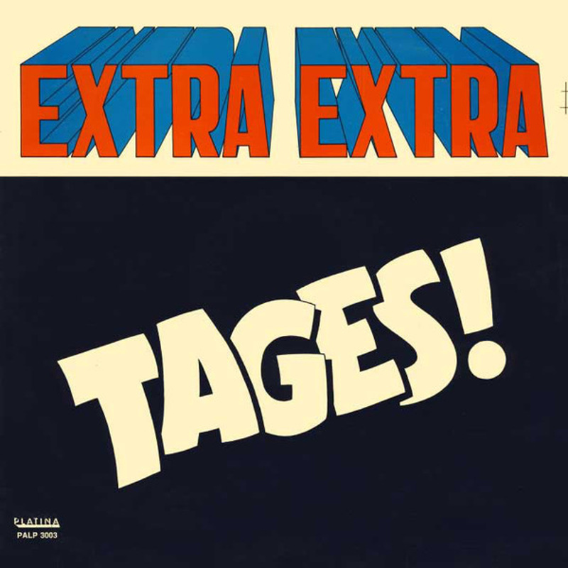 EXTRA EXTRA by Tages (1966)