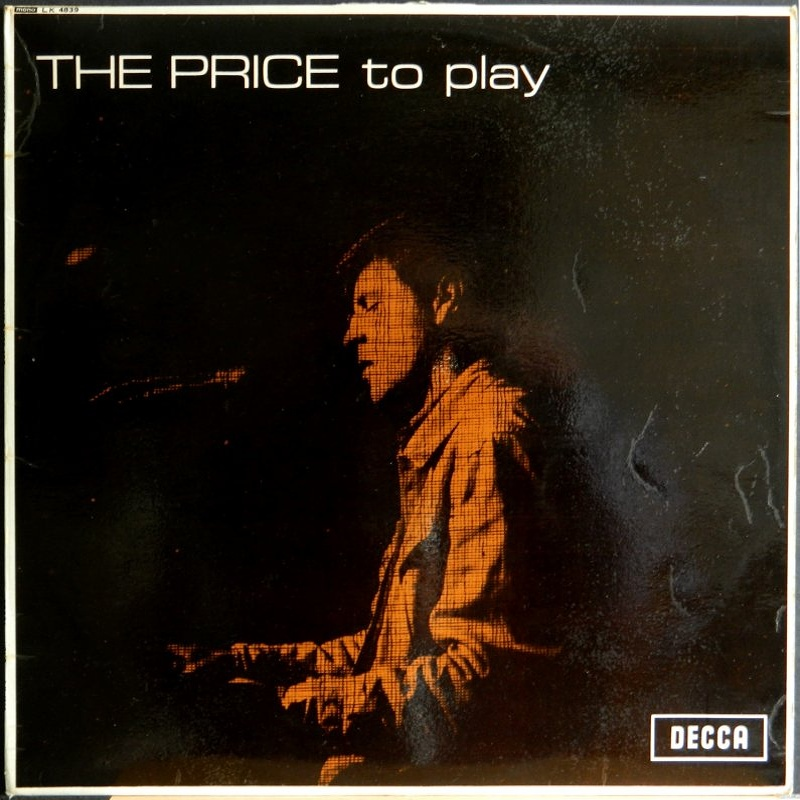 PRICE TO PLAY by Alan Price Set (1966)