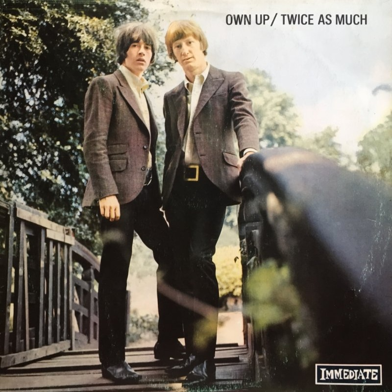OWN UP by Twice As Much (1966)