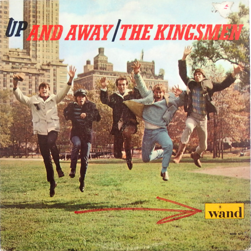 UP AND AWAY by The Kingsmen (1966)