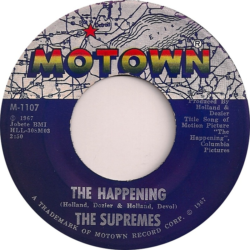 The Supremes  / The Happening