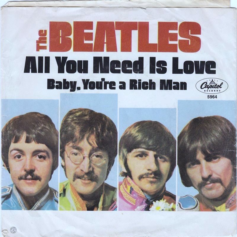 The Beatles / All You Need Is Love