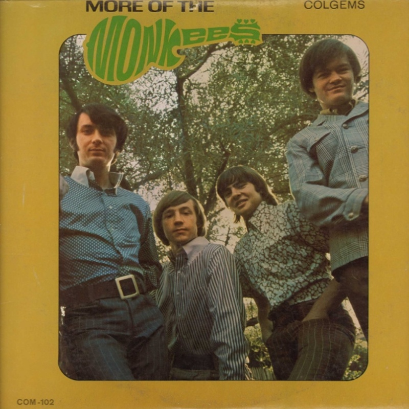MORE OF THE MONKEES by The Monkees (1967)