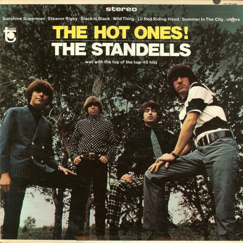 THE HOT ONES! by The Standells (1967)