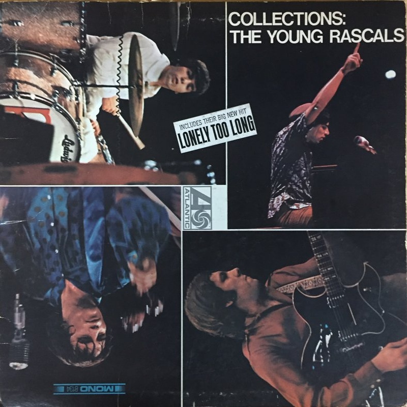 COLLECTIONS by The Young Rascals (1967)
