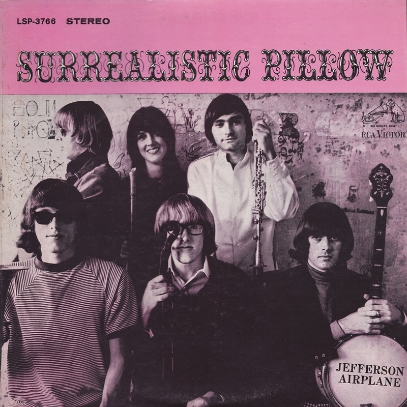 SURREALISTIC PILLOW by Jefferson Airplane (1967)