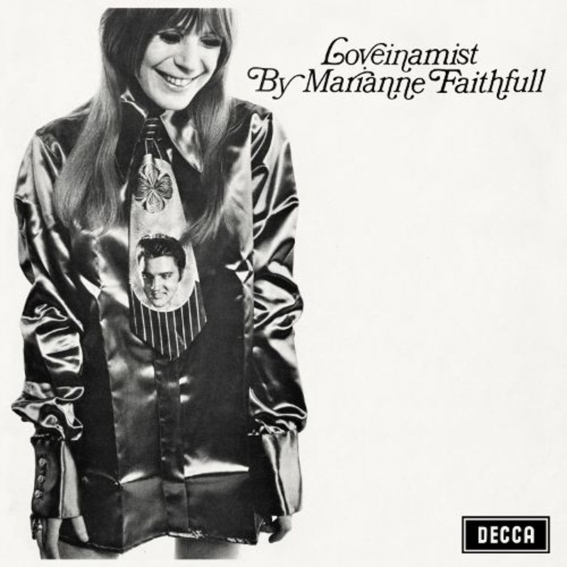 LOVE IN A MIST by Marianne Faithfull (1967) Decca