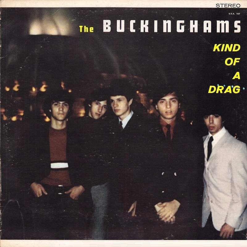 KIND OF A DRAG of The Buckinghams (1967)