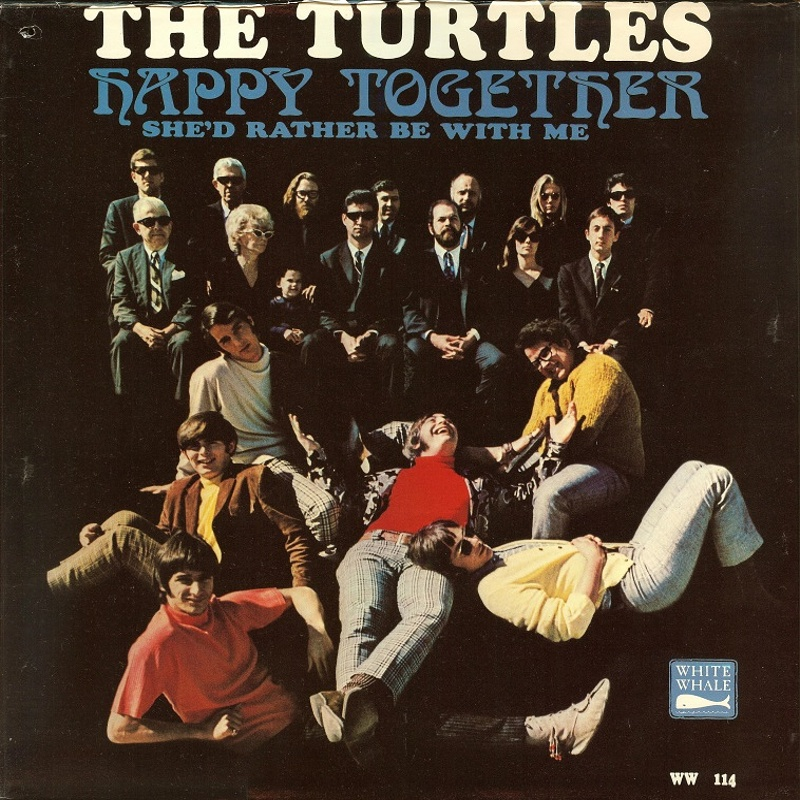 HAPPY TOGETHER by The Turtles (1967)