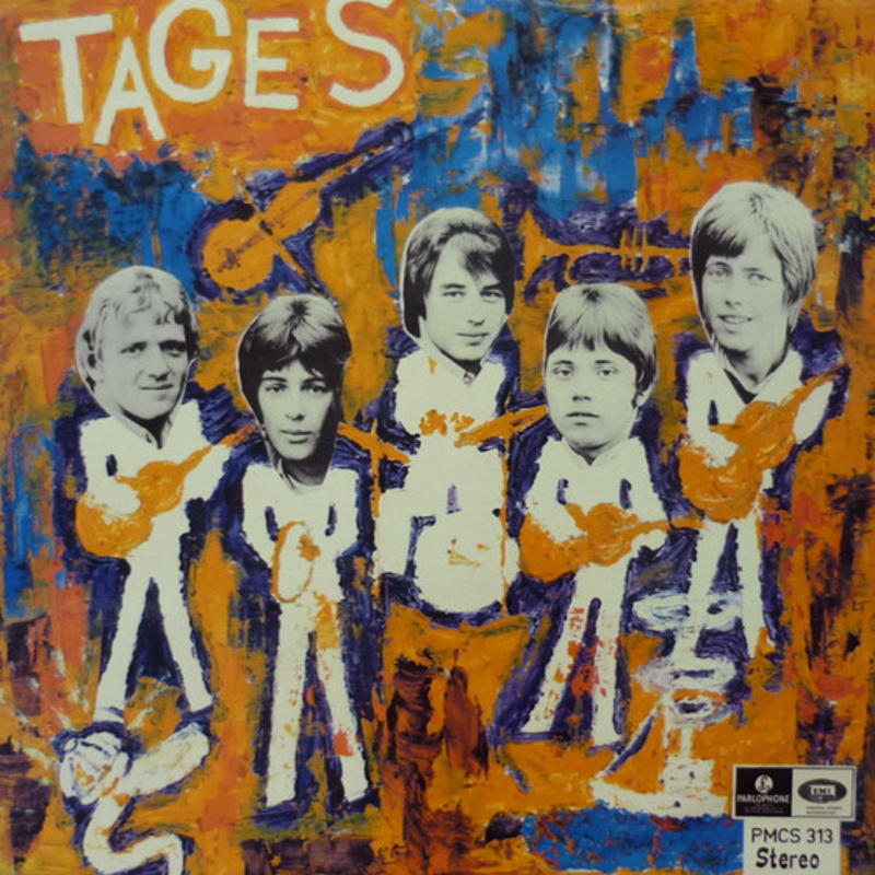 CONTRAST by Tages (1967)