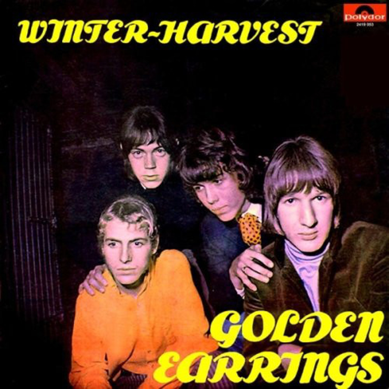 WINTER-HARVEST by The Golden Earrings (1967) Polydor (Netherlands)