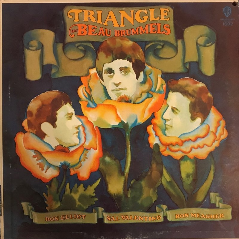 TRIANGLE by The Beau Brummels (1967)