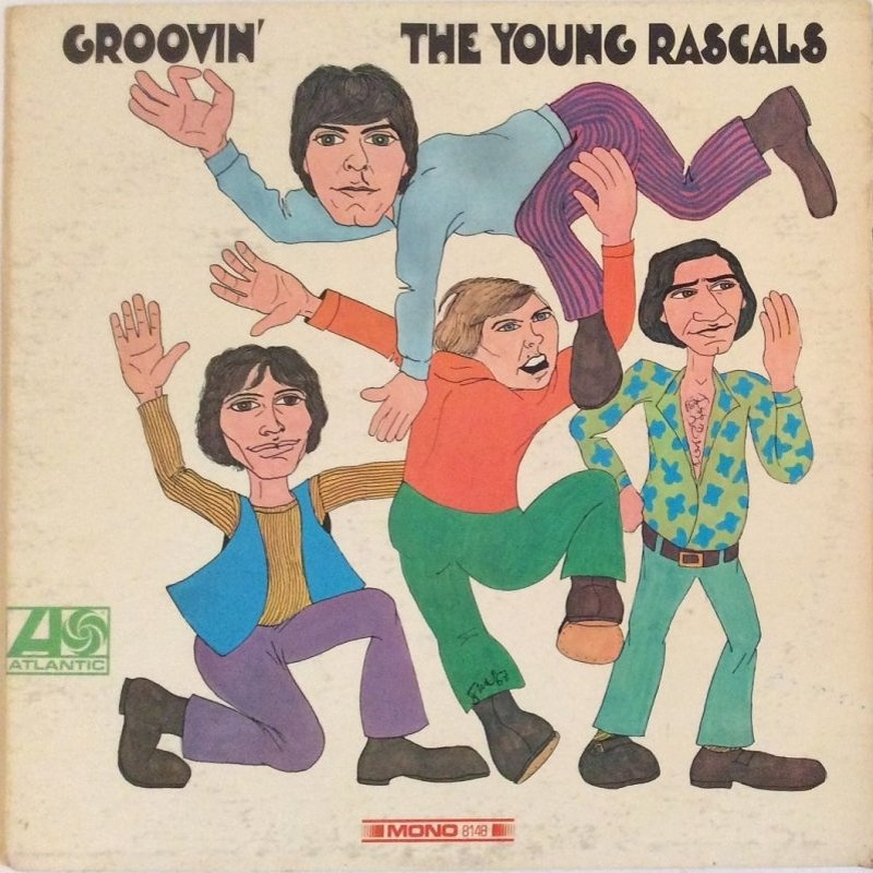 GROOVIN by The Young Rascals (1967)