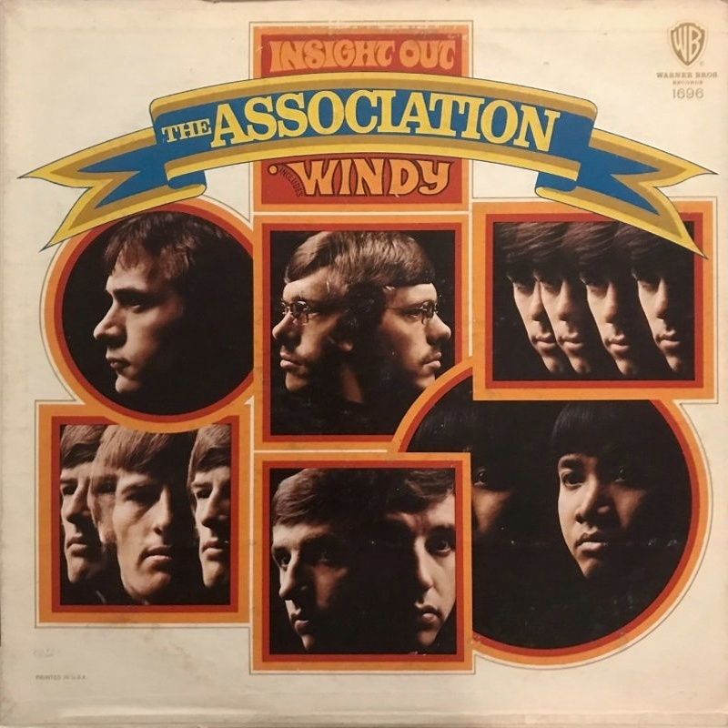 INSIGHT OUT by The Association (1967)