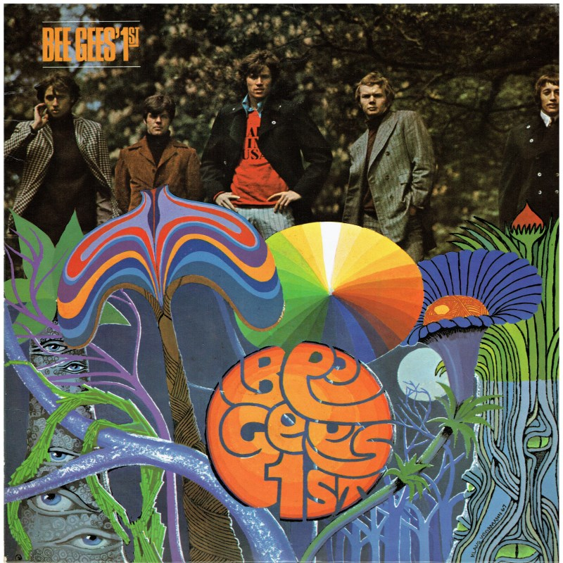THE BEE GEES 1ST by The Bee Gees (1967)