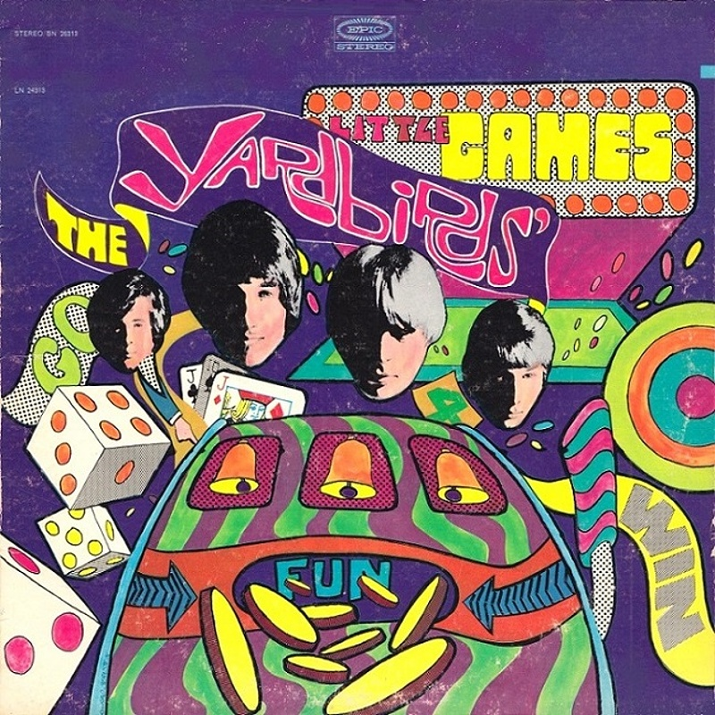 LITTLE GAMES by The Yardbirds (1967)