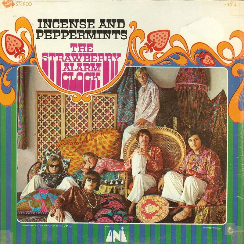 INCENSE AND PEPPERMINTS by Strawberry Alarm Clock (1967)