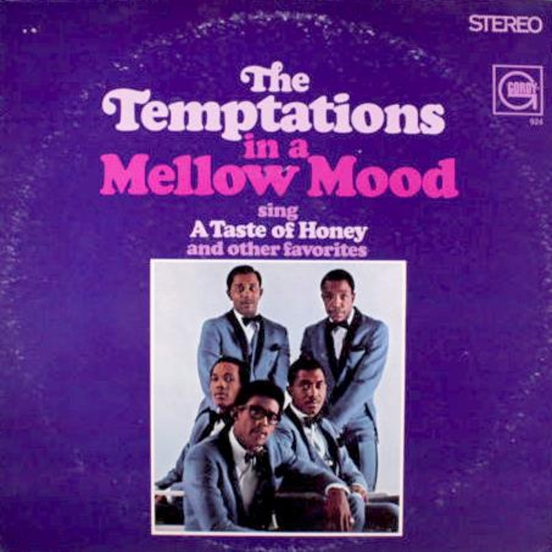 IN A MELLOW MOOD of The Temptations (1967)