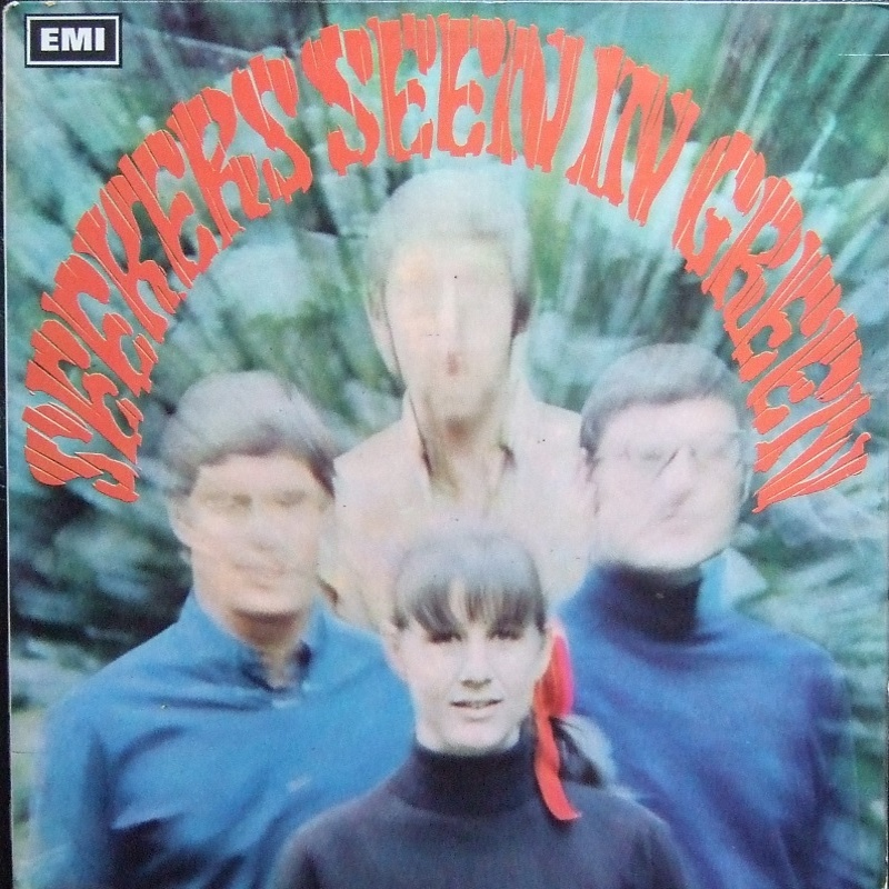 SEEKERS SEEN IN GREEN by The Seekers (1966)